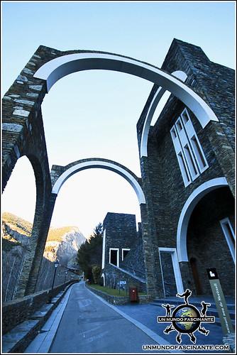 Nuevo Santuario de Meritxell, Andorra.