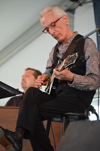 Newport Jazz Festival 2015-Pat Martino Organ Trio