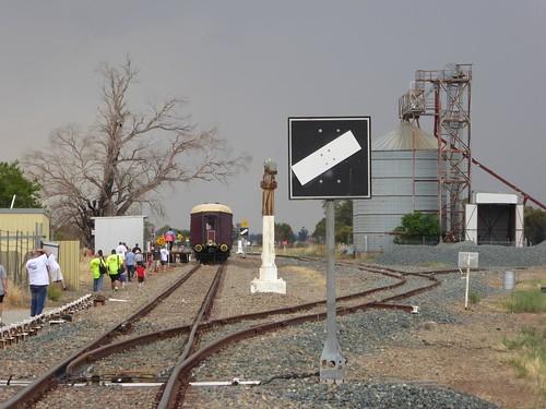 rural rail infrastructure