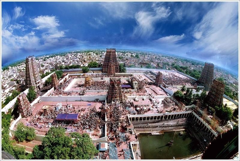 1米納克希安曼神廟