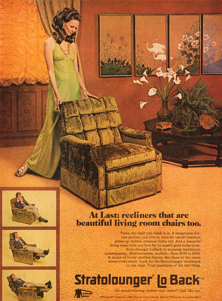 Retrospace: The Vintage Home #19: Better Homes And Gardens (1972)