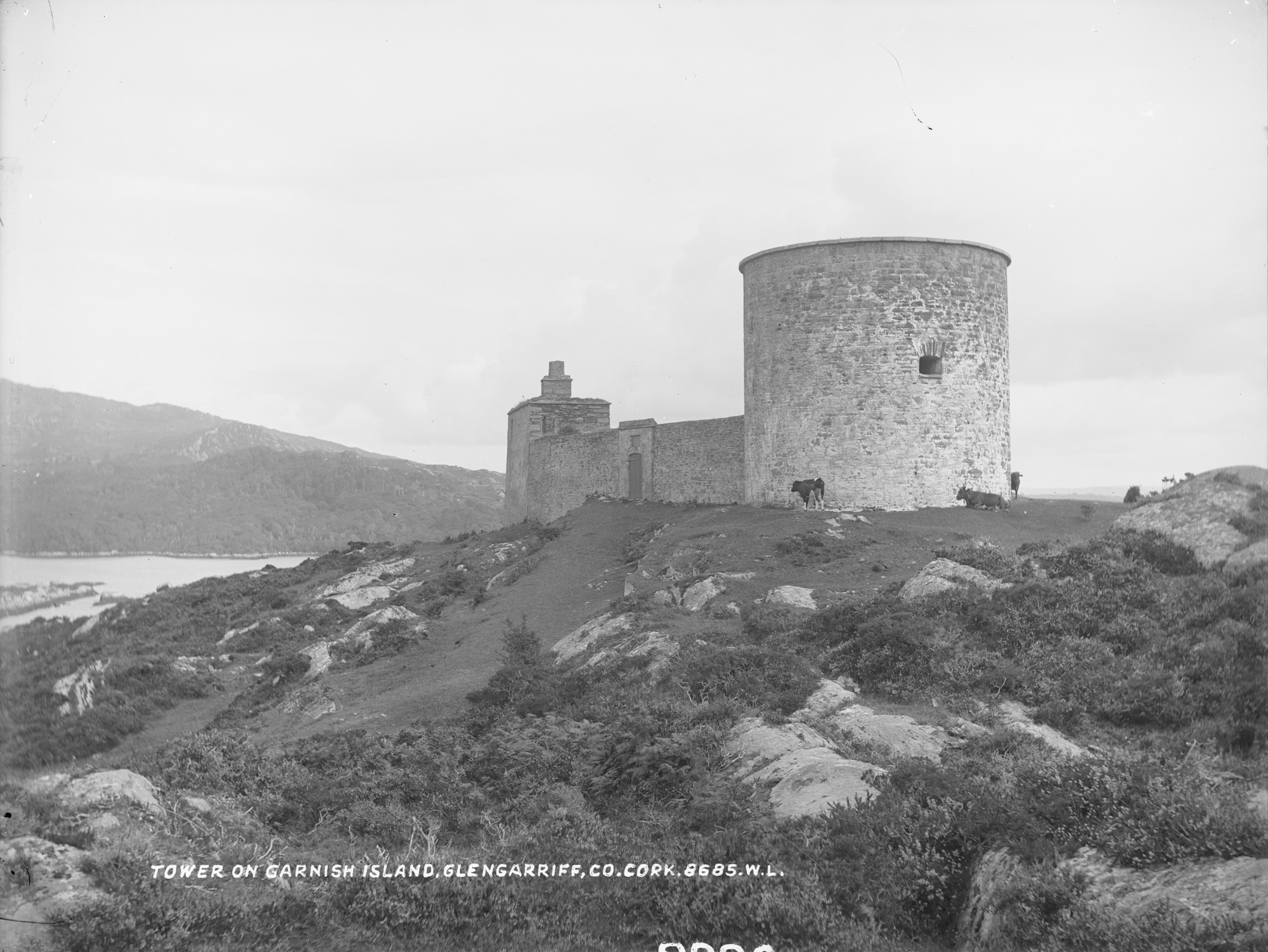 Garinish Island Tower, Glengarriff, Co. Cork