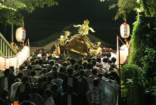 日本的祭 貴船祭 2 - naniyuutorimannen - 您说什么!