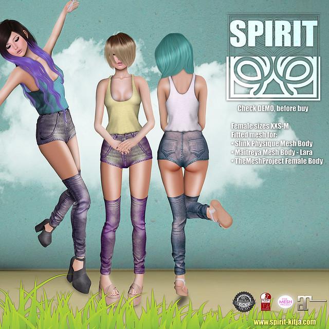 SPIRIT - Daydreem outfit