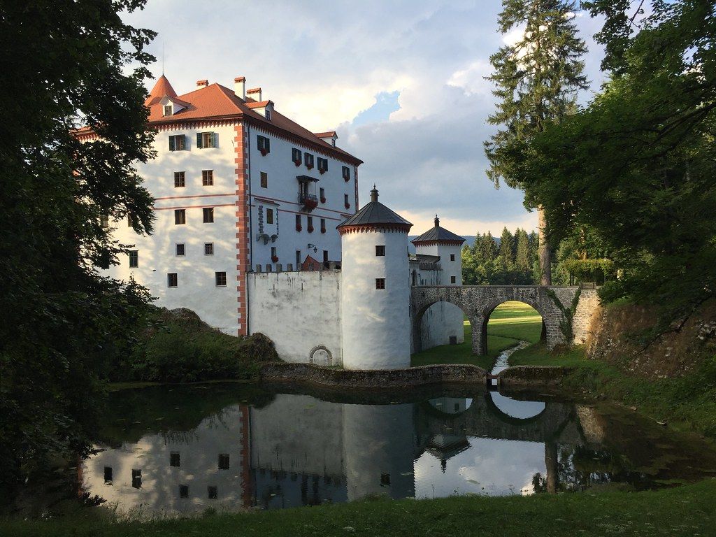 Slovenia Castle Wedding (7/25/15)