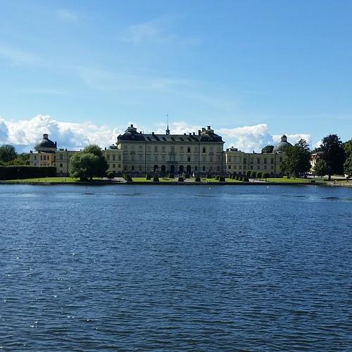 Drottingholm #stockholm #sweden