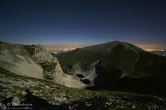 Cima Redentore e laghi di Pilato, al chiar di Luna! (Monti Sibillini - Marche)