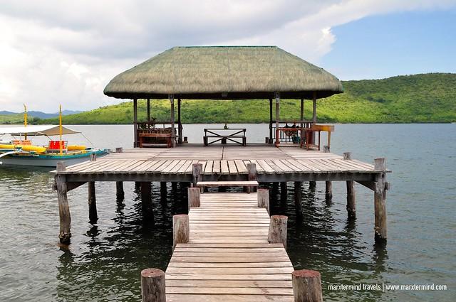 Wharf Cabana La Estancia Busuanga