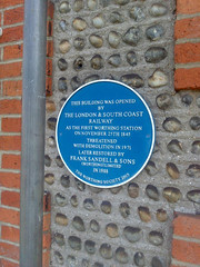 Photo of Blue plaque number 40045
