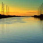 The Ribble Pylons