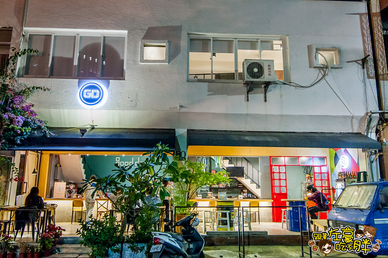 GD Cafe' x 転転 Bike-18