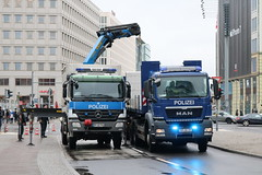 Bundespolizei - Bundesgrenzschutz