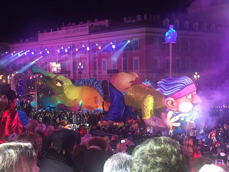 Carnaval de Nice 2017