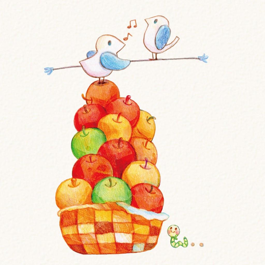 LuLuBiBi&十三顆蘋果