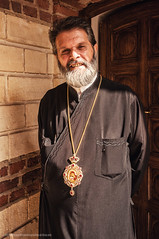 Priest with a Necklace