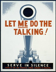 Let me do the talking! (LOC)