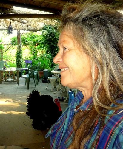 Irene Kightley La Ferme de Sourrou