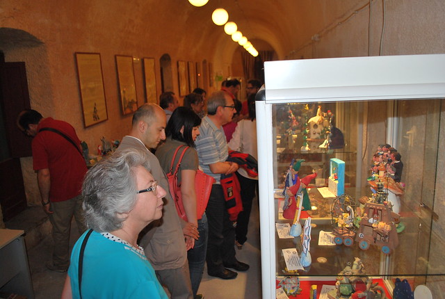 Rutigliano- In visita sulla Torre Normanna con la Pro Loco (4)