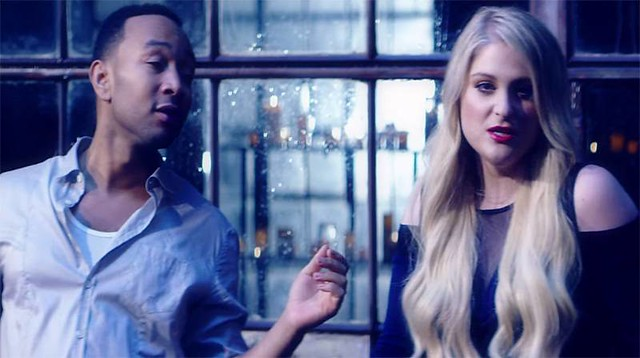 Watch Meghan Trainor feat. John Legend – 'Like I'm Gonna Lose You' Music Video
