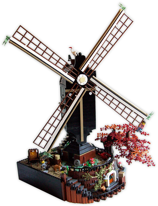 Baker's Mill