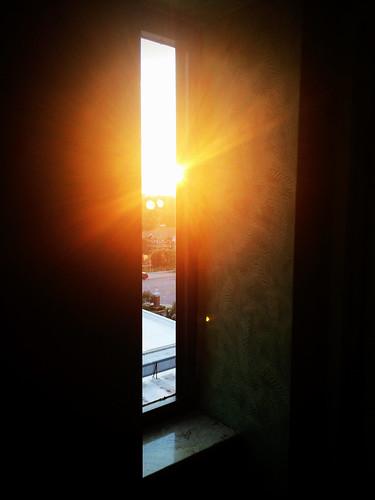 Sun Glare Cavalier Oceanfront (July 13 2014)