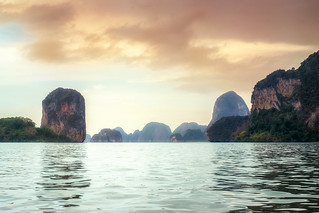 Ao Phangnga Bay & Sunset