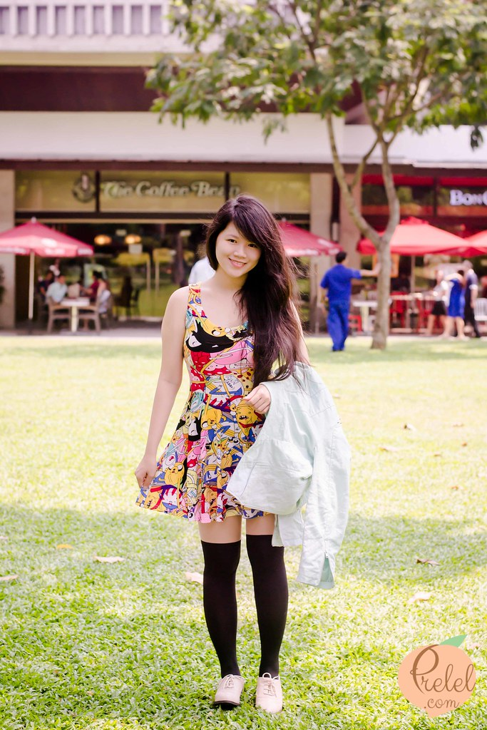 Adventure Time with NewDress outfit post