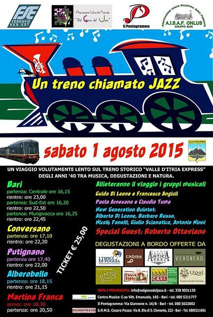 Un treno Jazz
