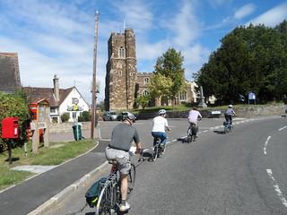 Bedford Ride 2015 - St John Baptist, Flitton