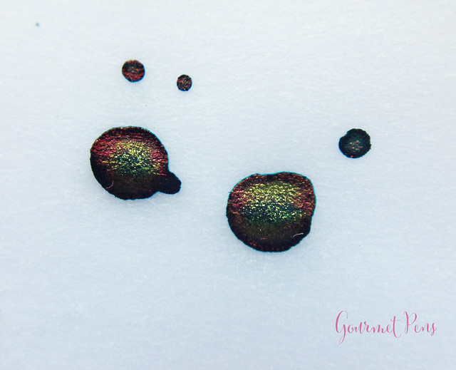 Ink Shot Review J. Herbin 1670 Emerald of Chivor @BureauDirect (13)
