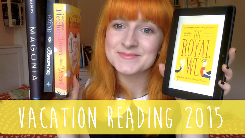 Vacation reading video