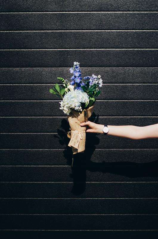 Flowers for Dreams Sky Bouquet on juliettelaura.blogspot.com