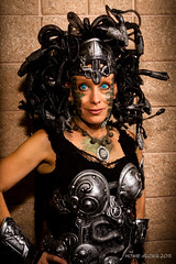Tampa Bay Comic-Con 2015 Cosplay - MEDUSA