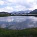 3. den: Jezero v průsmyku Sv. Gotthard, foto: Alena Koukalová