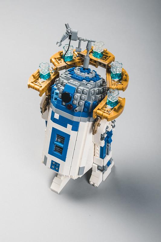 R2-D2 (Jabba´s Sail Barge)