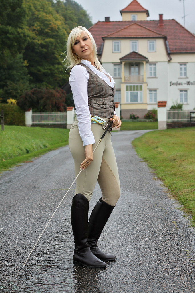 Sexy riding boots