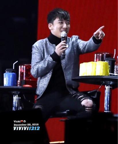 BIGBANG Osaka Event 1 Encore Hajimari No Sayonara 2016-12-28 (2)