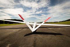V-Tail Glider Schempp Hirth SHK-1