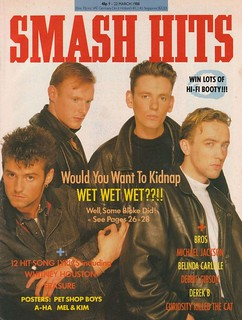 Smash Hits, March 9, 1988