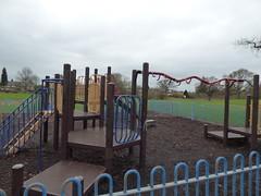 Fox Hollies Park - Fox Hollies Park Play Area - adventure playground