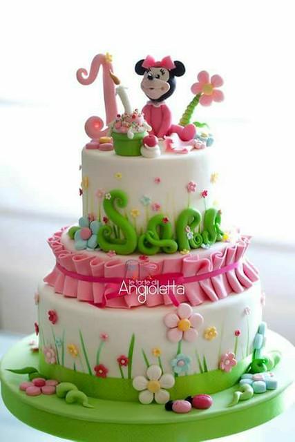 Cake by Angela Di Gregorio of Le torte di Angioletta(Angela Di Gregorio)
