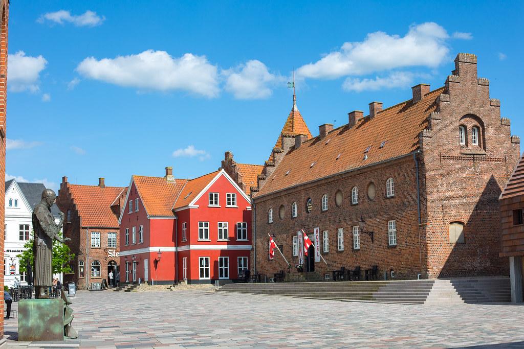 Denmark. Ribe