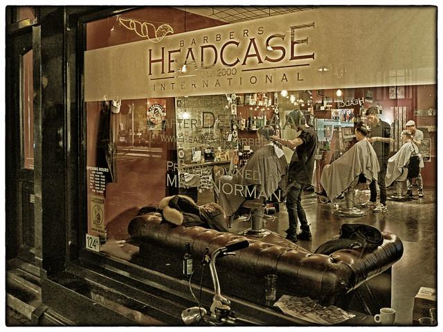 Hipster's Barber Shop