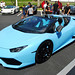 Baby Blue Huracán by Infinity & Beyond Photography