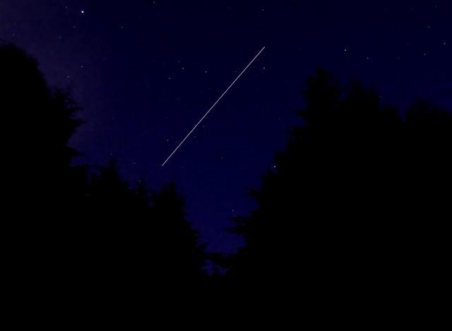 6 6 - ISS over Llandegla