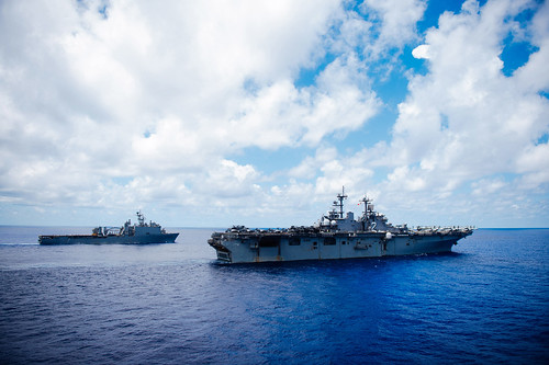 U.S. Navy, to Showcase Joint Seabasing Exercise