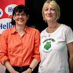 Geraldine Mitchell & Riana Walsh (ITTD)