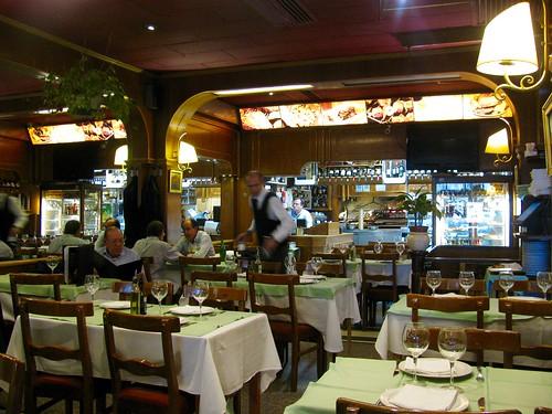 Restaurante El Fogón, Montevideo, Uruguay