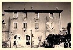 Gendarmerie 1953 (façade arrière)