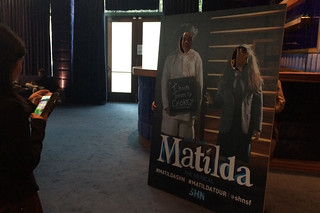Matilda - Photo op